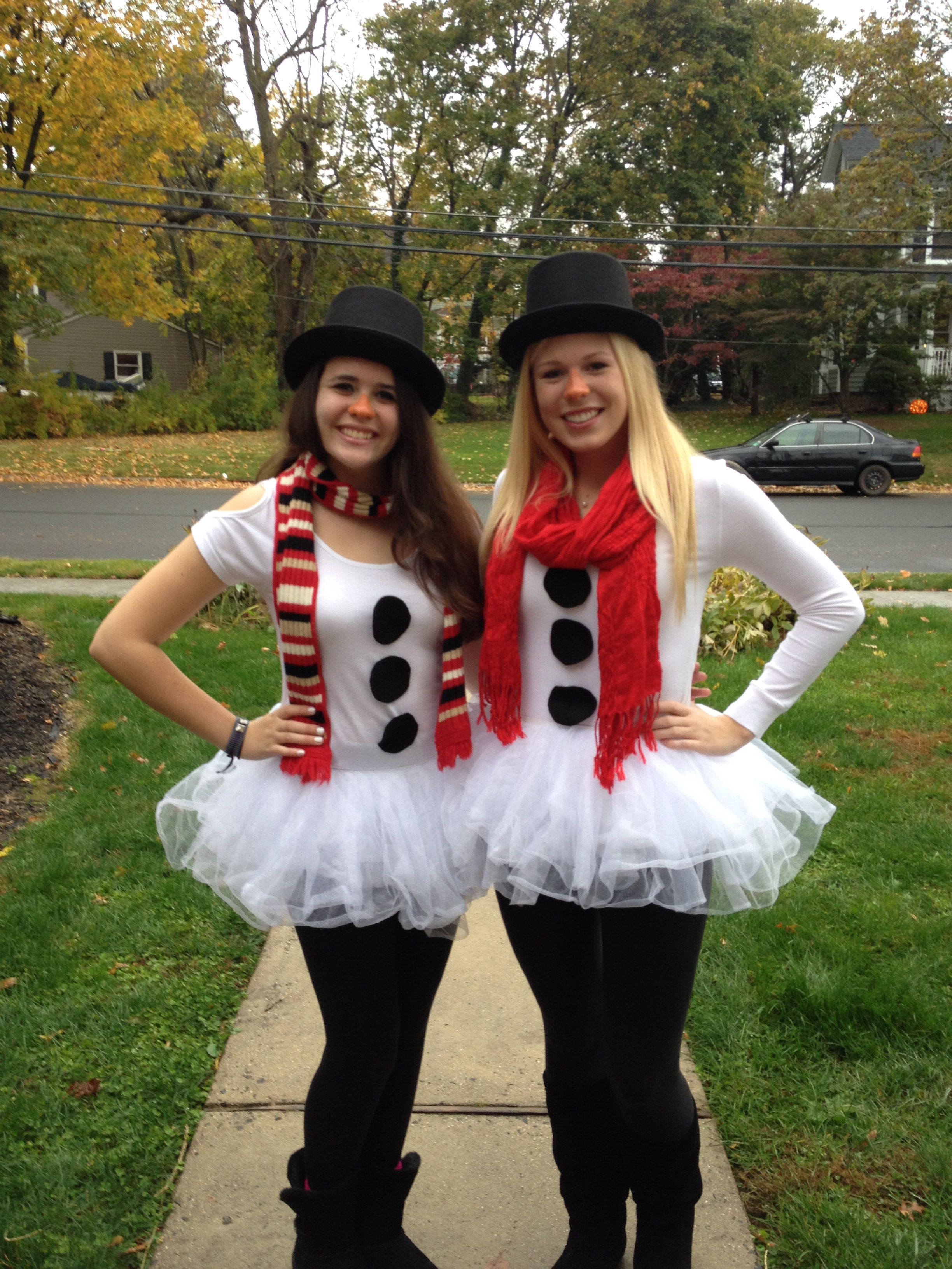 Snowman Halloween Costume Christmas Character Costumes