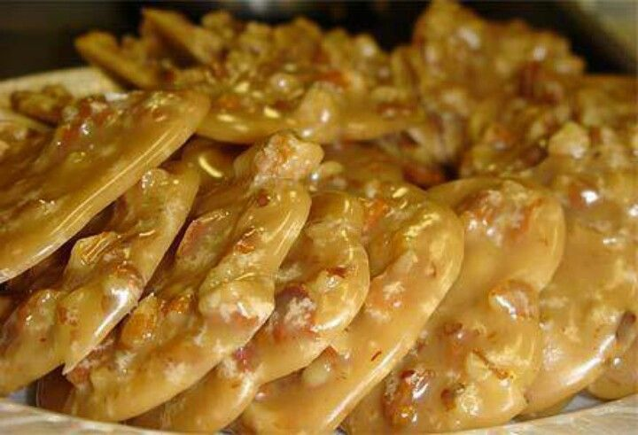 Southern Creamy Pralines