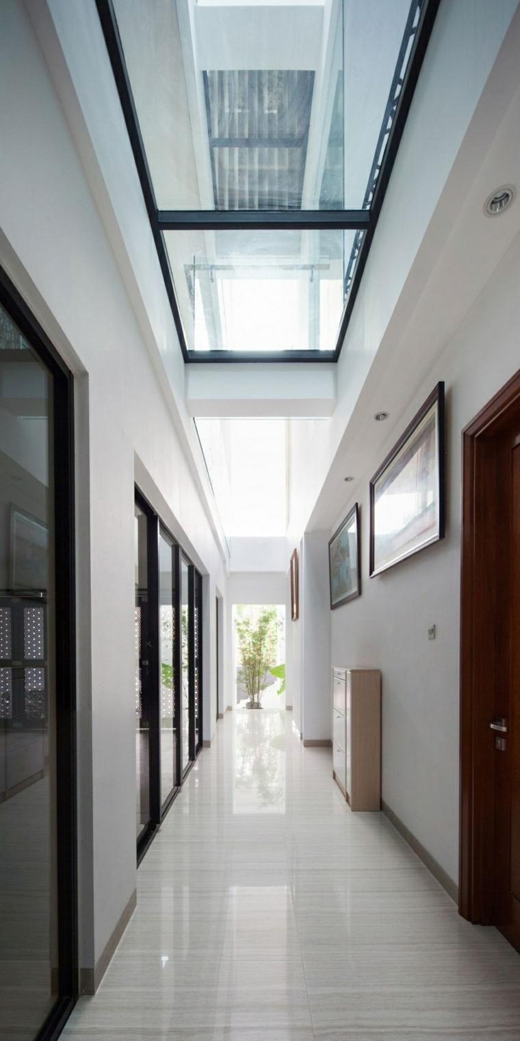 Glas: 35 originale Auswahl an Böden und Decken | Haus