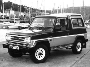 Daihatsu Fourtrak Td 1987 93 Daihatsu Engines For Sale Diesel
