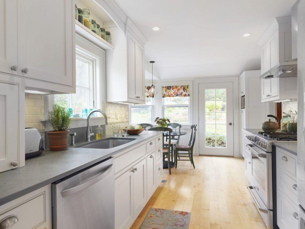 Best 90 Galley Kitchen Ideas 2018 Kitchen Remodel Ideas Galley