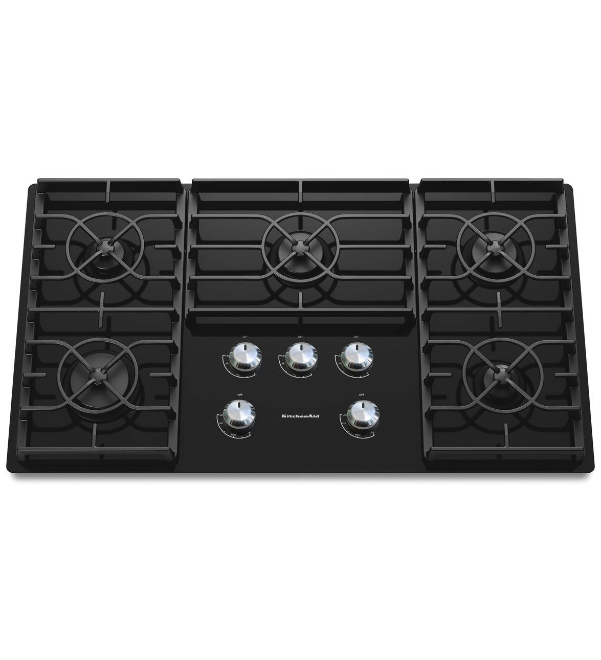 36inch 5 burner gas cooktop architect series ii a