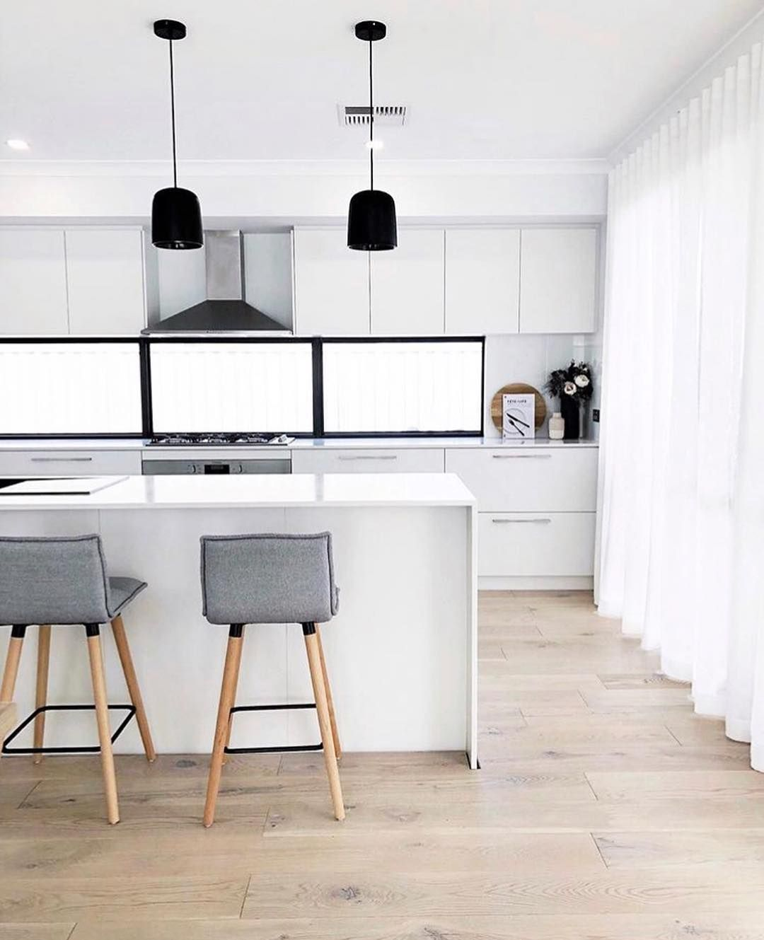 it s a spring clean type of morning a beautiful kitchen view makes the process even easier on kitchen interior top view id=92081