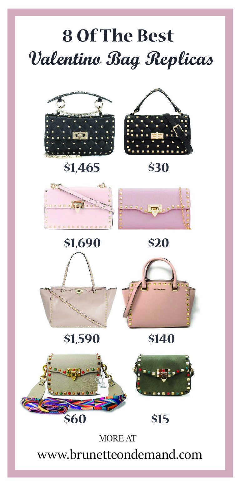 945c0d2527b 8 Of The Best Valentino Bag Replicas | DESIGNER BAGS & DUPES ...