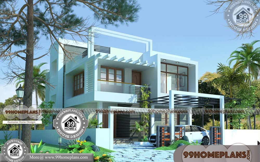 Interior Design Simple House Design Simple Bedroom Flat Roof House Design House Plans Home Design Kerala House Design Simple House Design Bungalow House Design