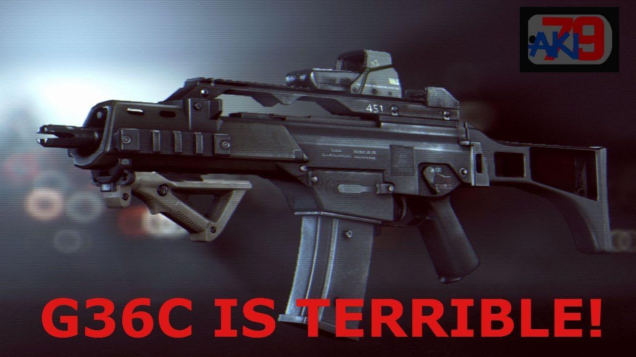 Battlefield 4: G36C Kinda Sucks (+playlist)