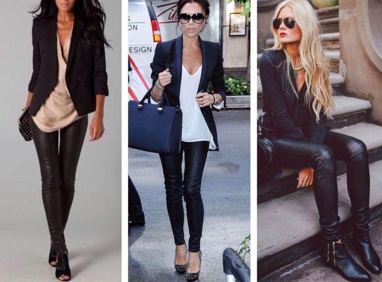 Welche Schuhe zu Leggings? Tipps zum richtigen Styling # ...