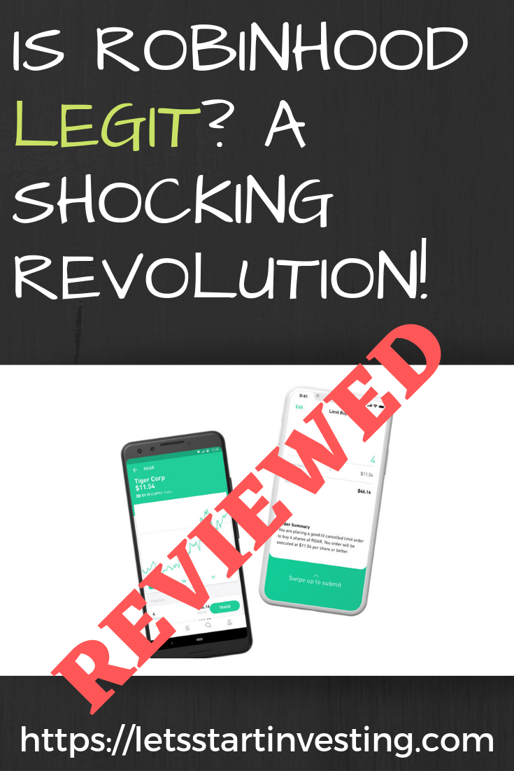 Robinhood Review Inside Look of This Revolutionary