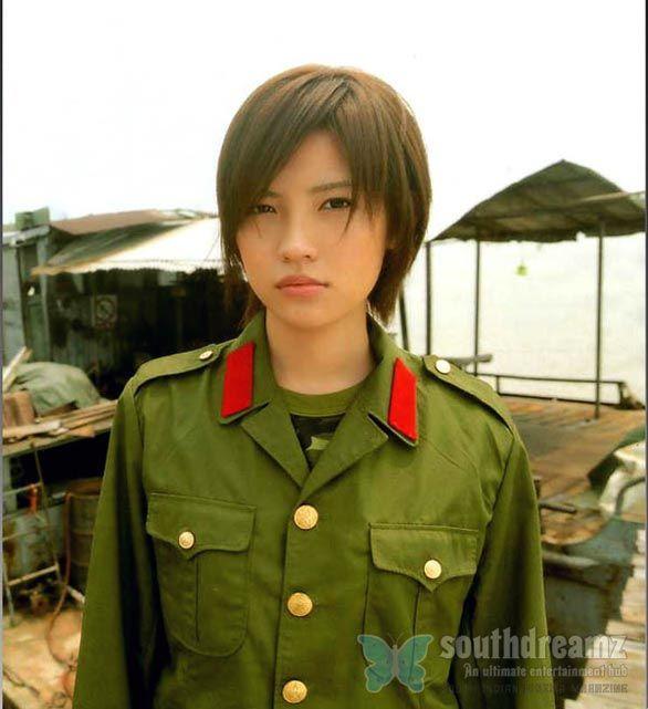 世界の女性軍人 一番美しいのは? (2)--人民網日本語版--人民日報 ...