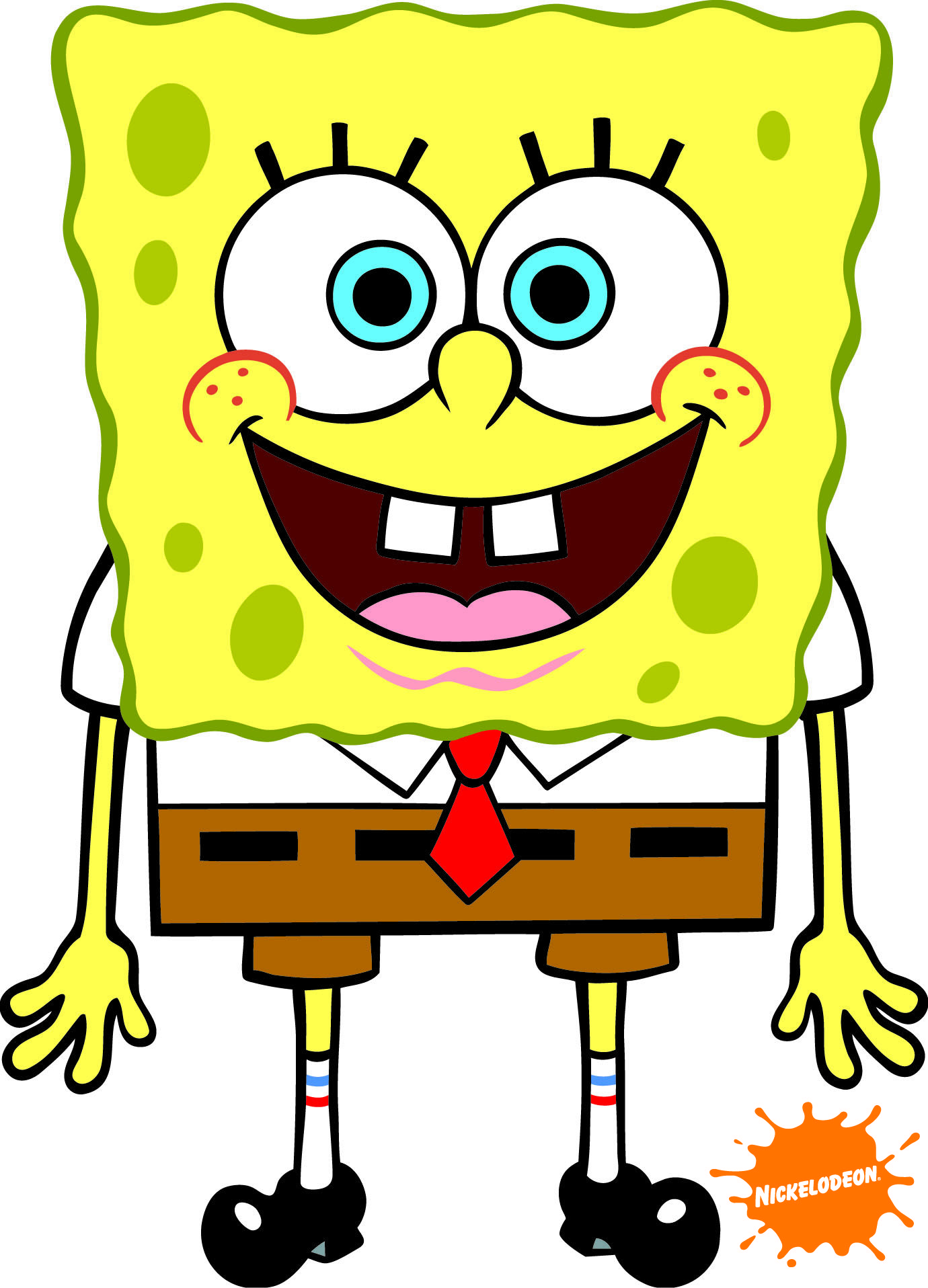 printable spongebob spongebob big small disguise emo sponge