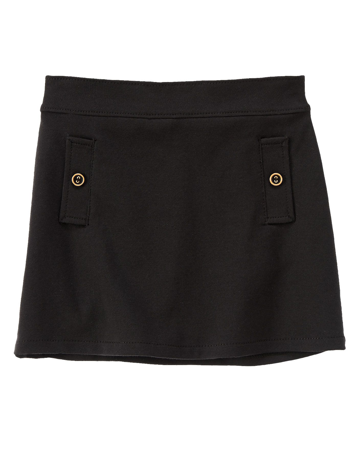 Button Pocket Skirt at Gymboree