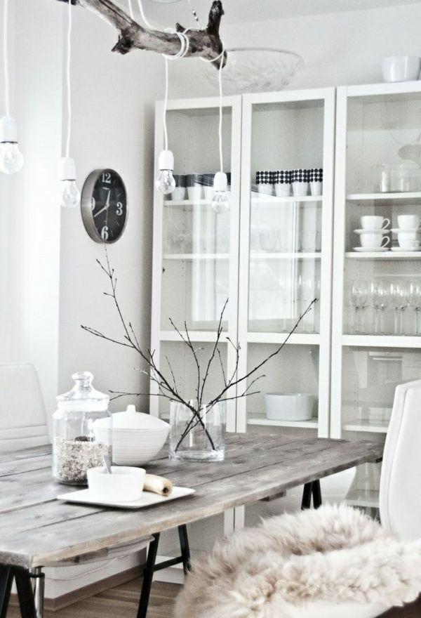Esszimmerlampen design modern traditionell oder ganz schlicht lampen esszimmer k che for Esszimmerlampen design