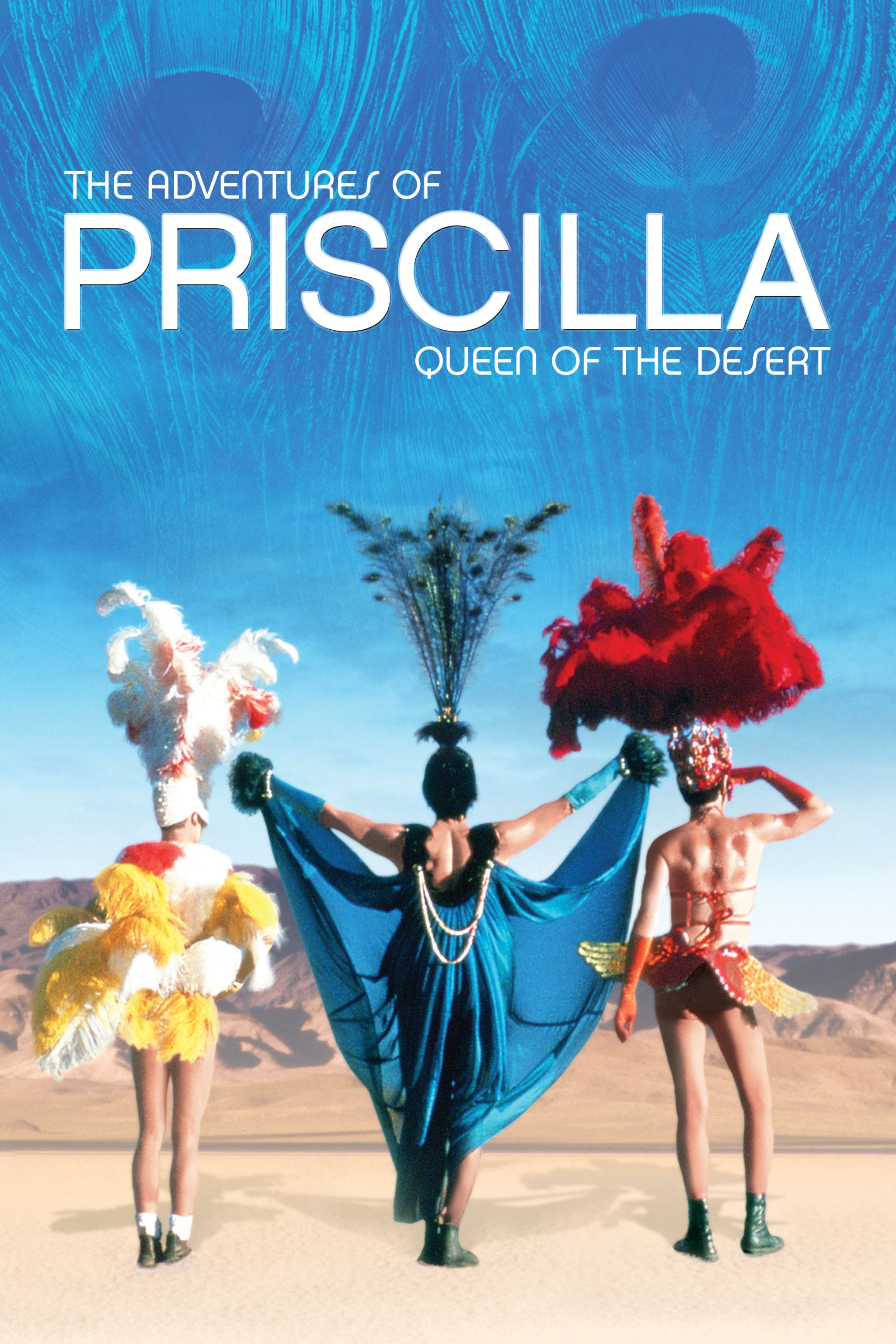 The Adventures of Priscilla, Queen of the Desert Movie Poster - Terence  Stamp, Hugo Weaving, Guy Pearce #TheAdventuresOfPriscilla,  #QueenOfTheDesert, ...