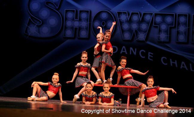 Showtime Dance Challenge 2014 Rainbow Dance Dance Showtime