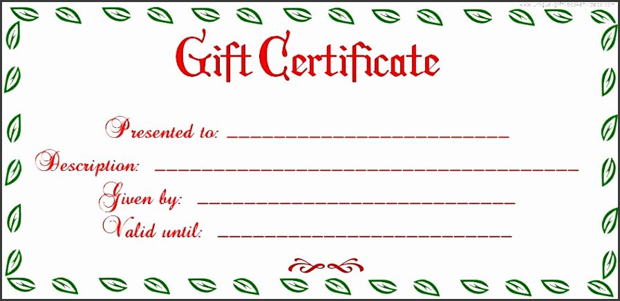 Full Page Gift Certificate Template Best Of 5 Free Printable Christ Christmas Gift Certificate Template Blank Gift Certificate Christmas Gift Voucher Templates