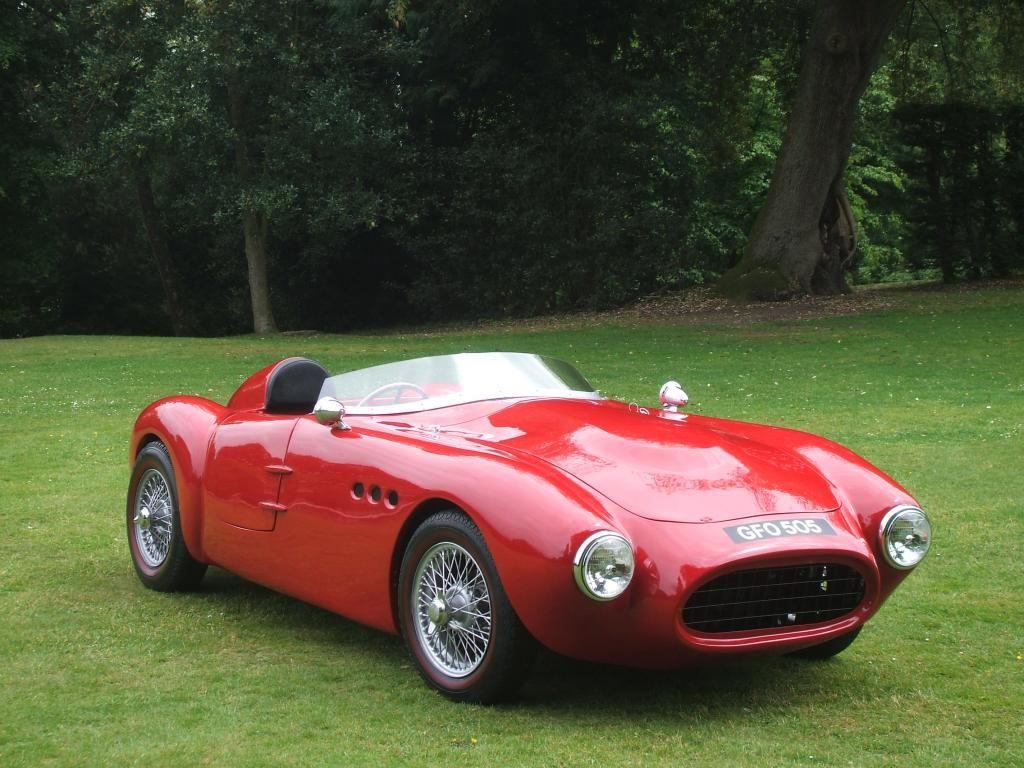 Miglia Speedster | Fiberglass & Kit Car Galore | Pinterest | Kit ...