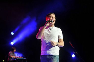 """Idol"" veteran, country newcomer: Scotty McCreery makes modest debut in Birmingham. (Full story and photo gallery at al.com)"
