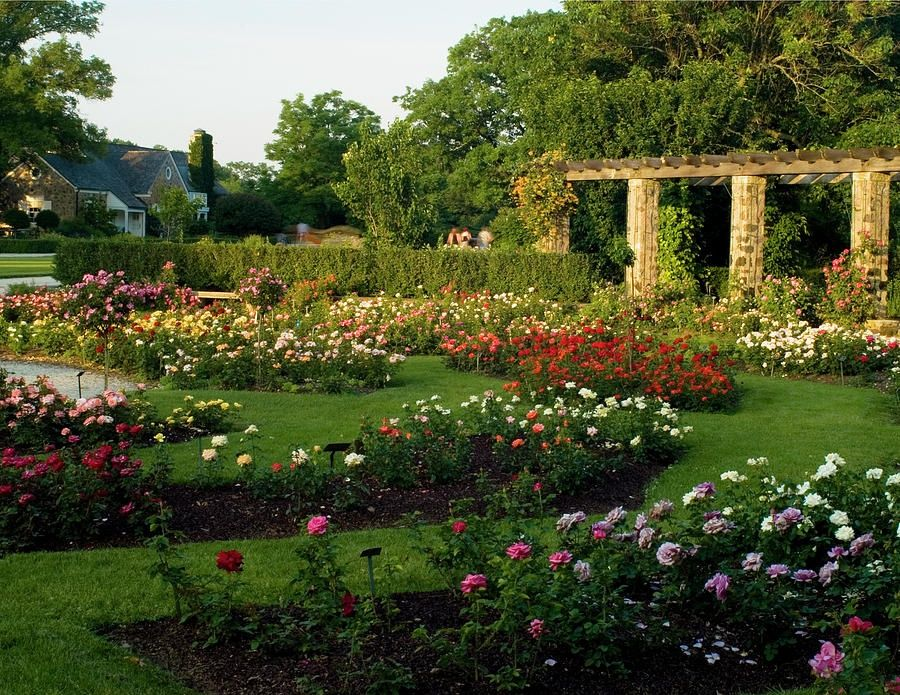 Boerner Botanical Gardens Hales Corners,Wisconsin