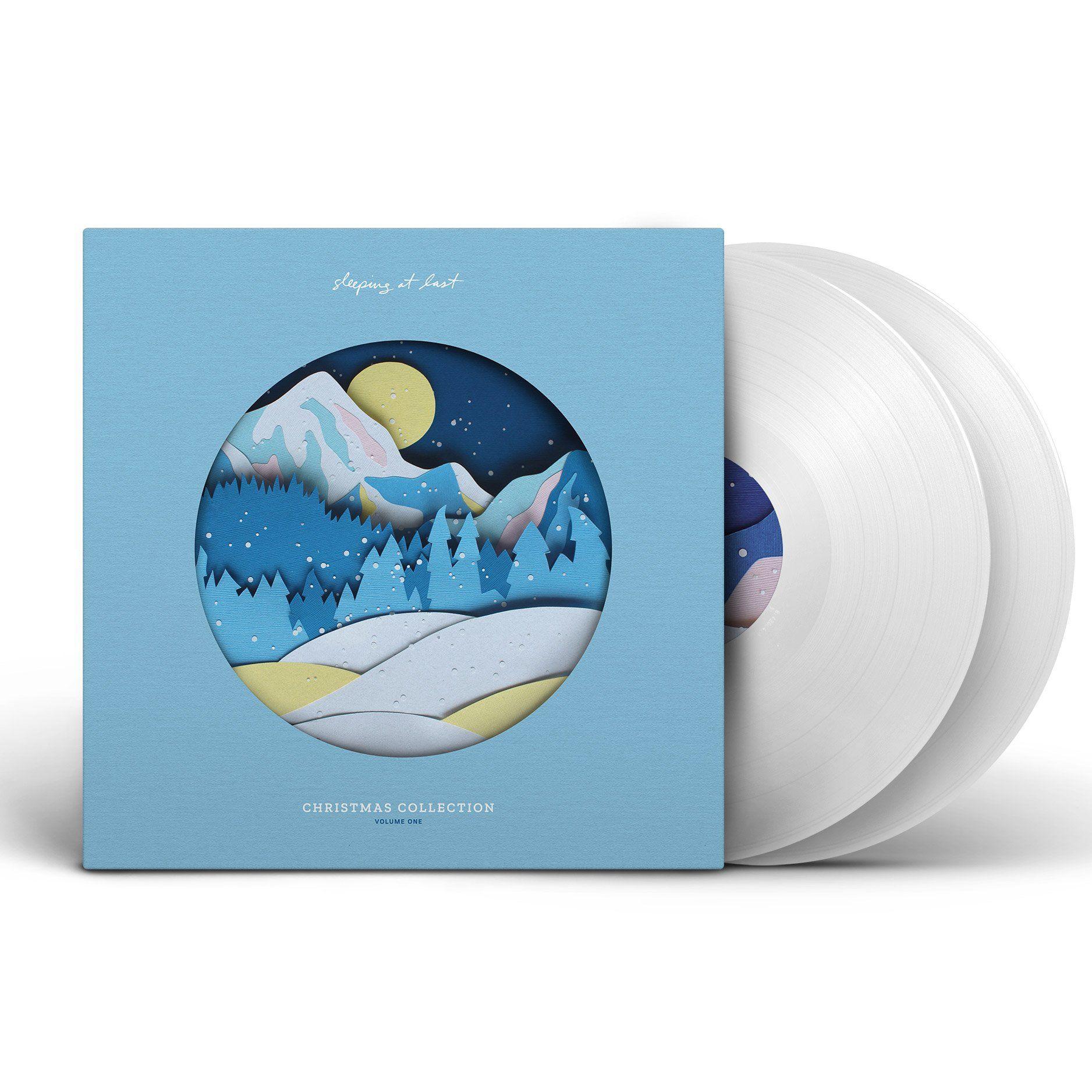 Sleeping At Last Christmas Collection On Vinyl 30 Sleeping At Last Christmas Vinyl Vinyl