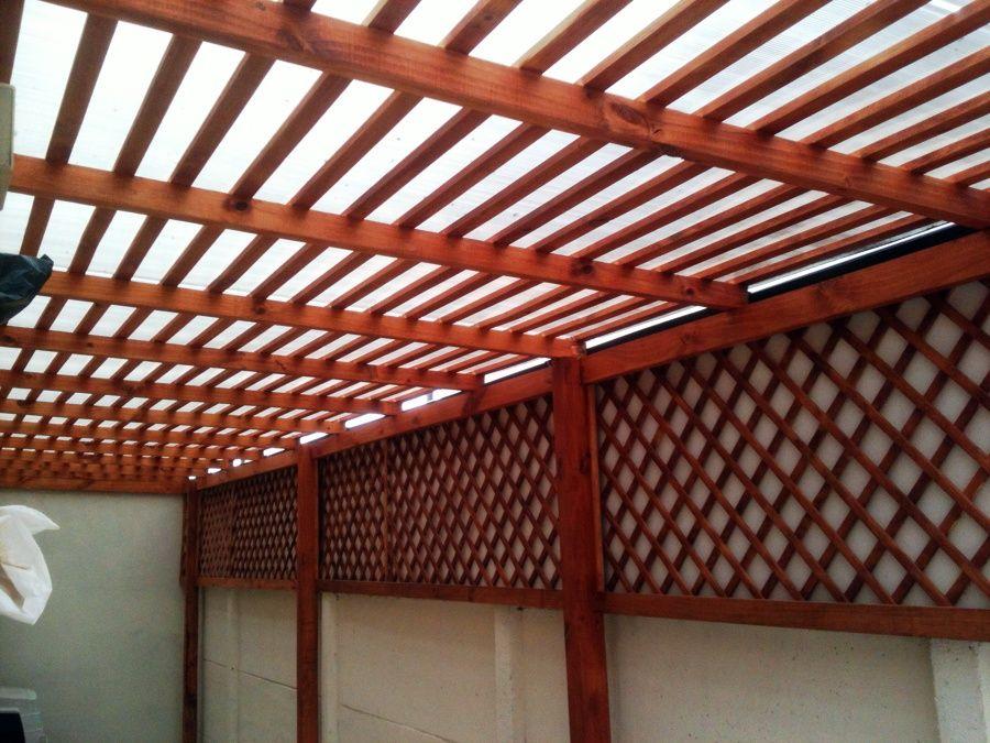 Ideas para decorar tu hogar en habitissimo ideas terraza for Cobertizo de jardin moderno de techo plano