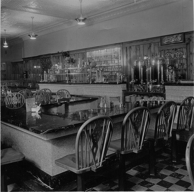 Zahn S Department Store 1925 Cafeteria Racine Wisconsin Racine Wisconsin Racine Wisconsin