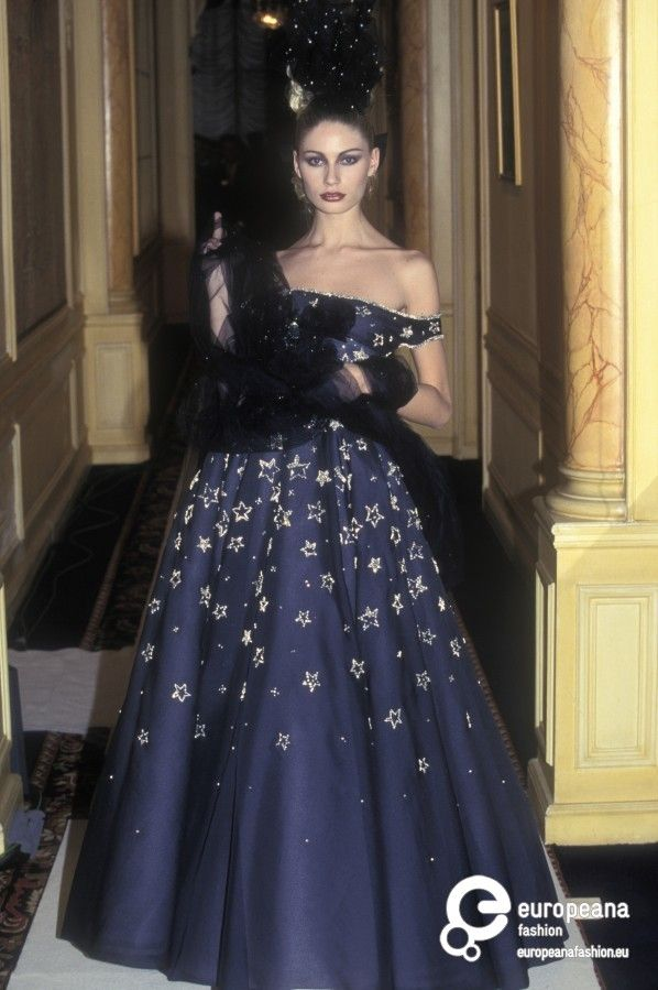 Chanel, Spring-Summer 1996, Couture
