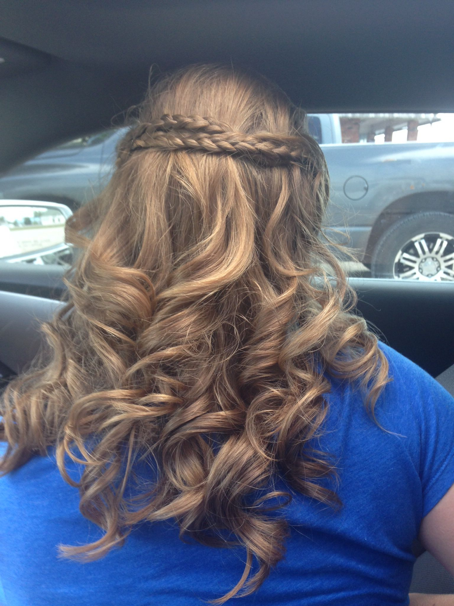My Hair For 6th Grade Graduation Hair Cool Hairstyles Hair Styles