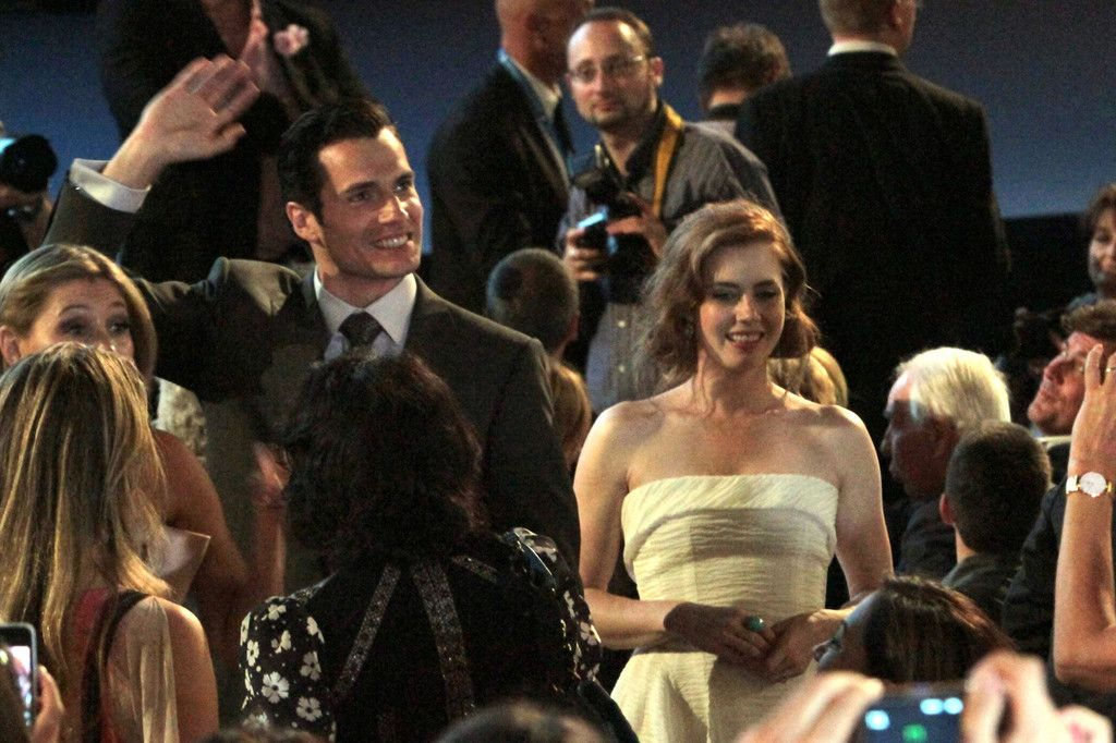 Henry Cavill Photos: Stars at the 'Man of Steel' Premiere in Taormina