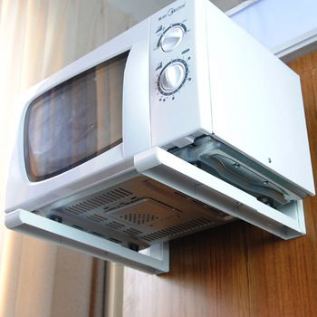 Microwave Oven Supporting Bracket
