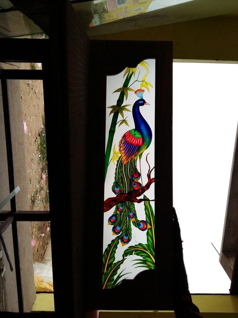 Pin By A On Dis Kapilar In 2020 Door Glass Design Pooja Room