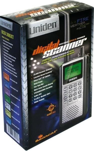 Uniden BCD325P2 Police Scanner | Recipes to Cook | Security