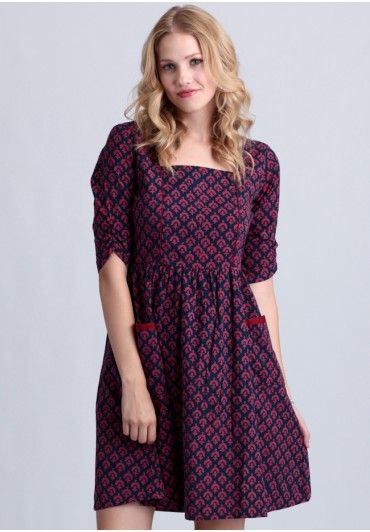 County Line Dress By Mata Traders