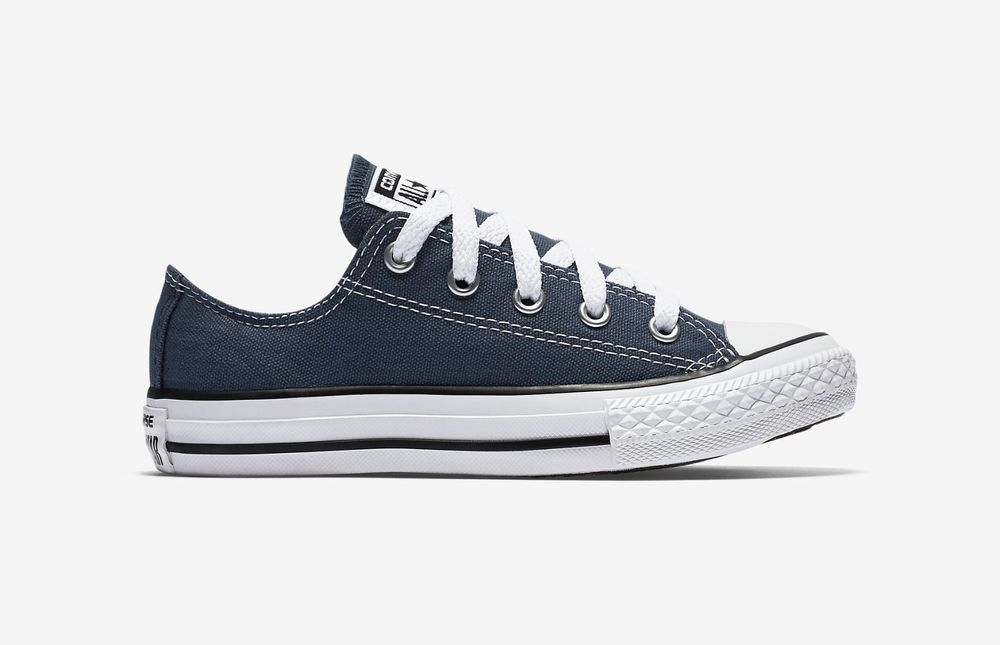 Details about CONVERSE All Star Low Top Navy Blue Shoes