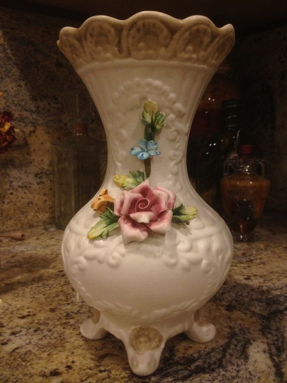 Capodimonte Vase Capodimonte Pinterest Porcelain
