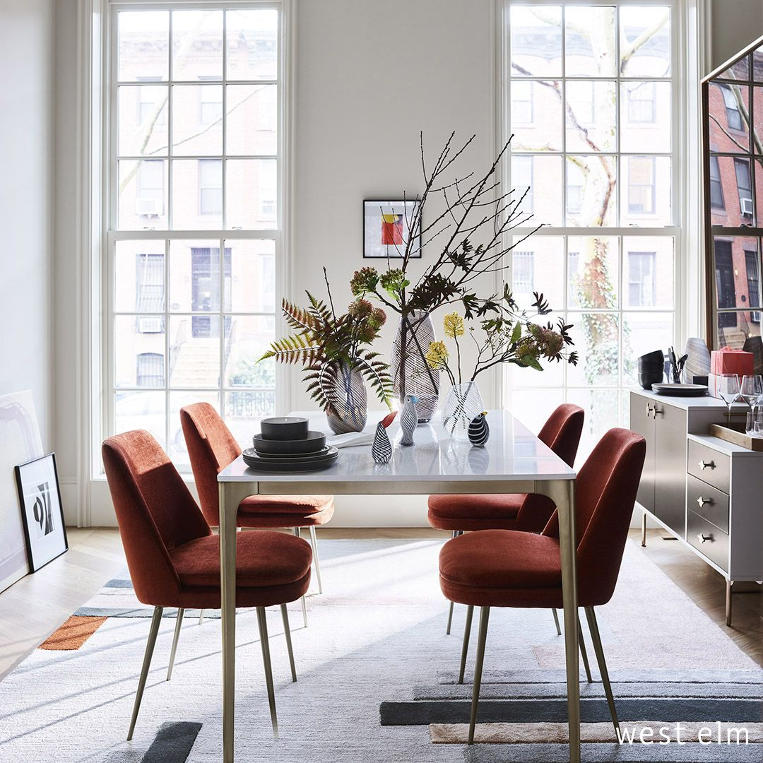 Remarkable Airy Townhouse Dining Room Airy And Bright Dining Room With Uwap Interior Chair Design Uwaporg