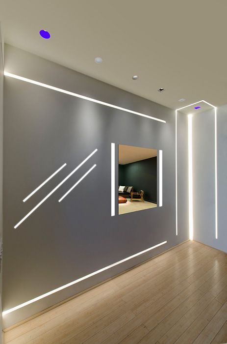 To Truly Make Your Home Stand Out Consider The Linear Plaster In Led Systems Whether You Are