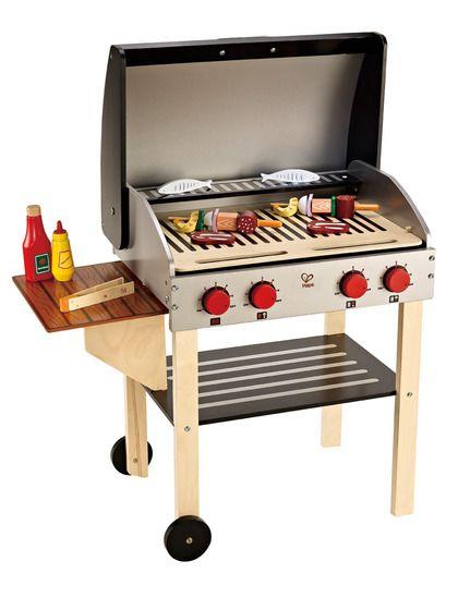 hape toys grill set.
