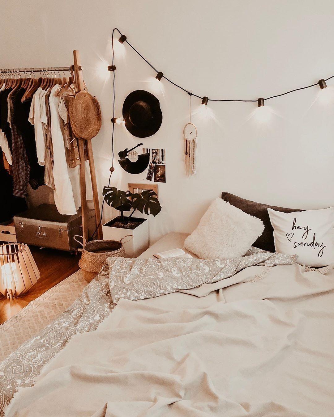 Bohemain Lifestyle Ideas for Bedroom Decors  Déco maison
