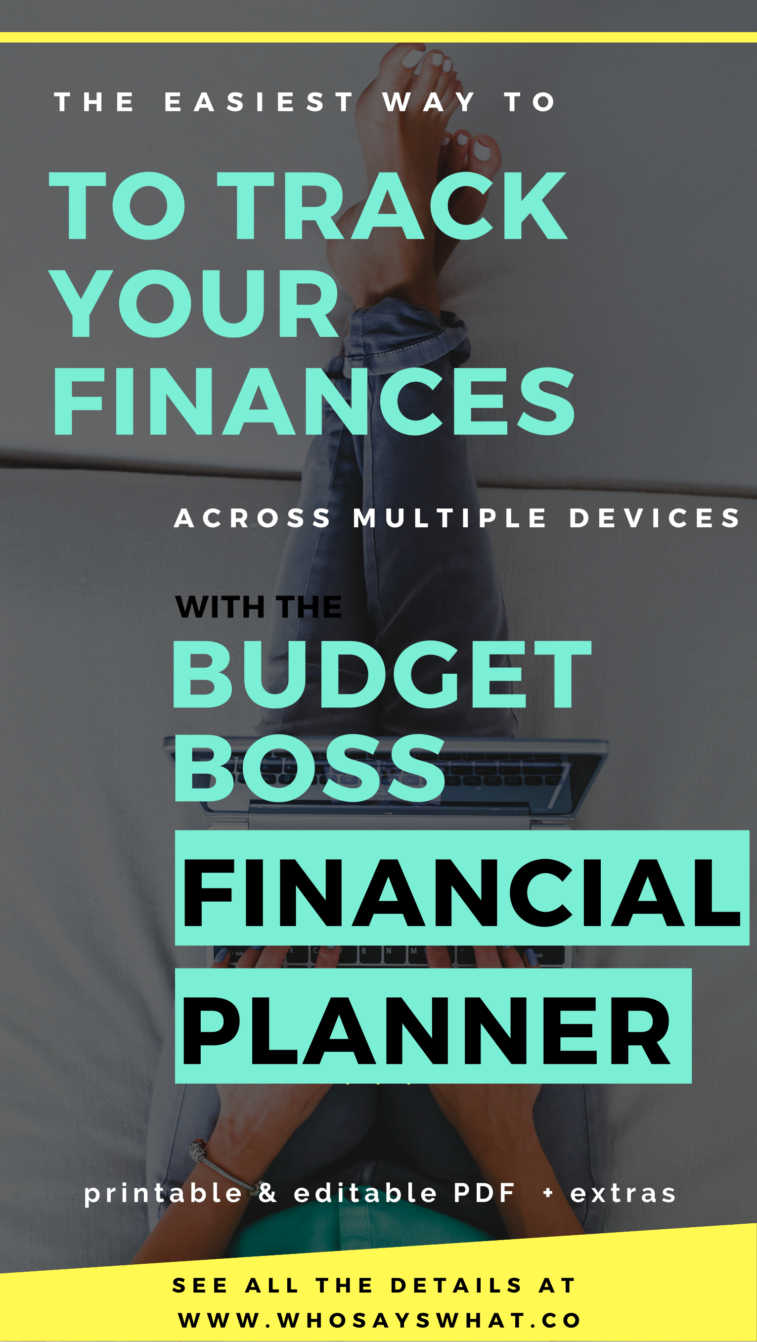 The Only Financial Planner You Need To Budget Like A Boss