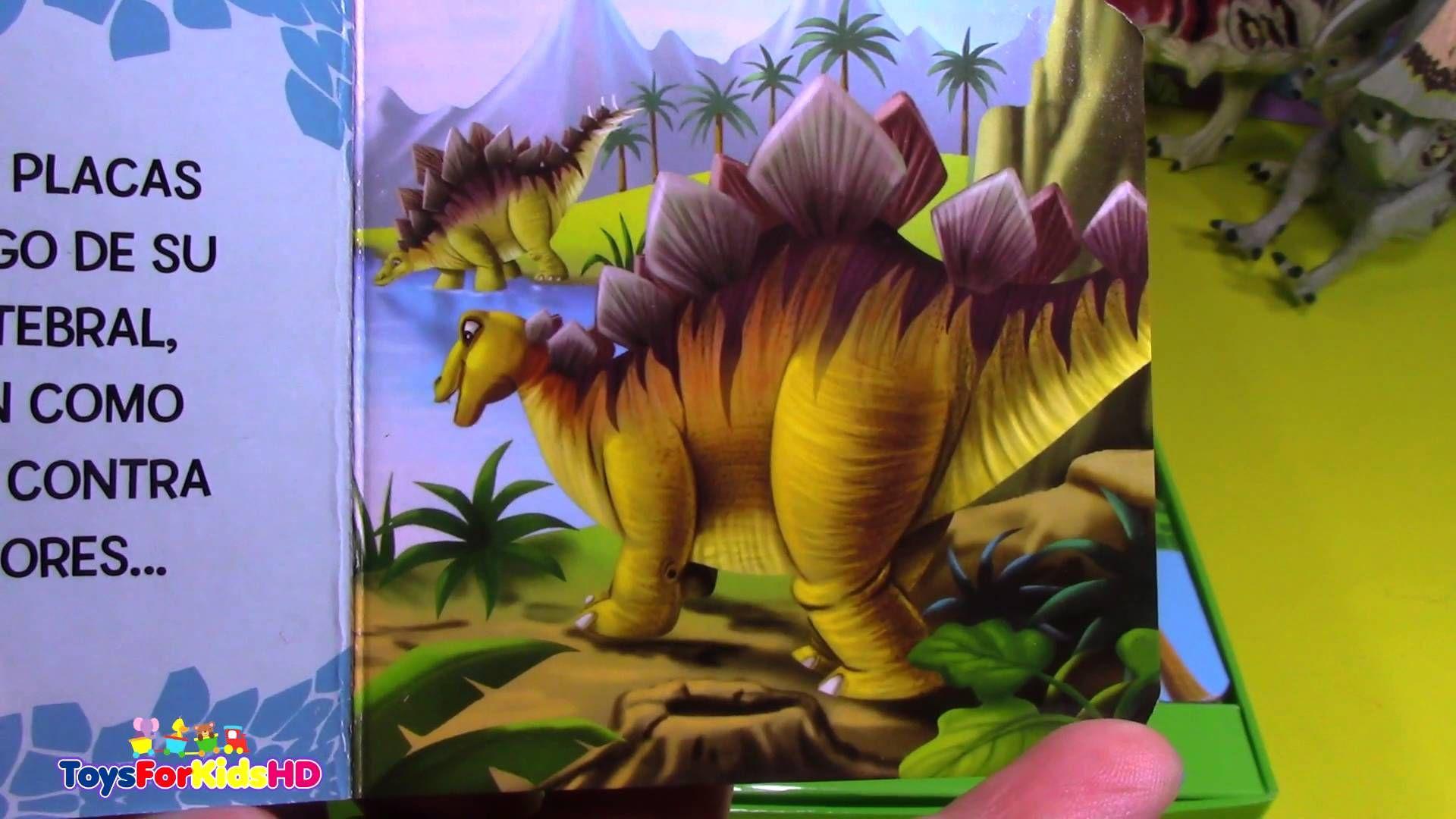 Juguetes Videos Niños Dinosaurios Para Libros De HID29WE