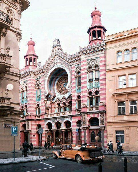 Photo of Prague Print // Blush Pink Decor // Pink Wall Art // Fine Art Photography // Pink Wall Decor // Europe // Travel Wall Art