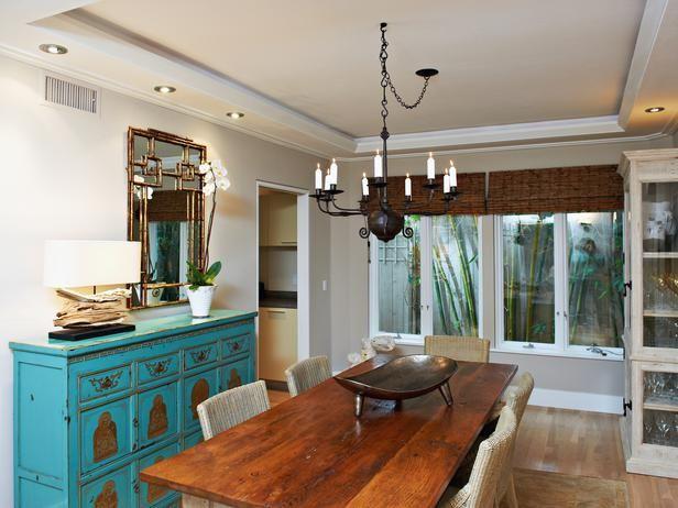 Modern   Dining Rooms   Yvonne Lane : Designer Portfolio : HGTV - Home & Garden Television