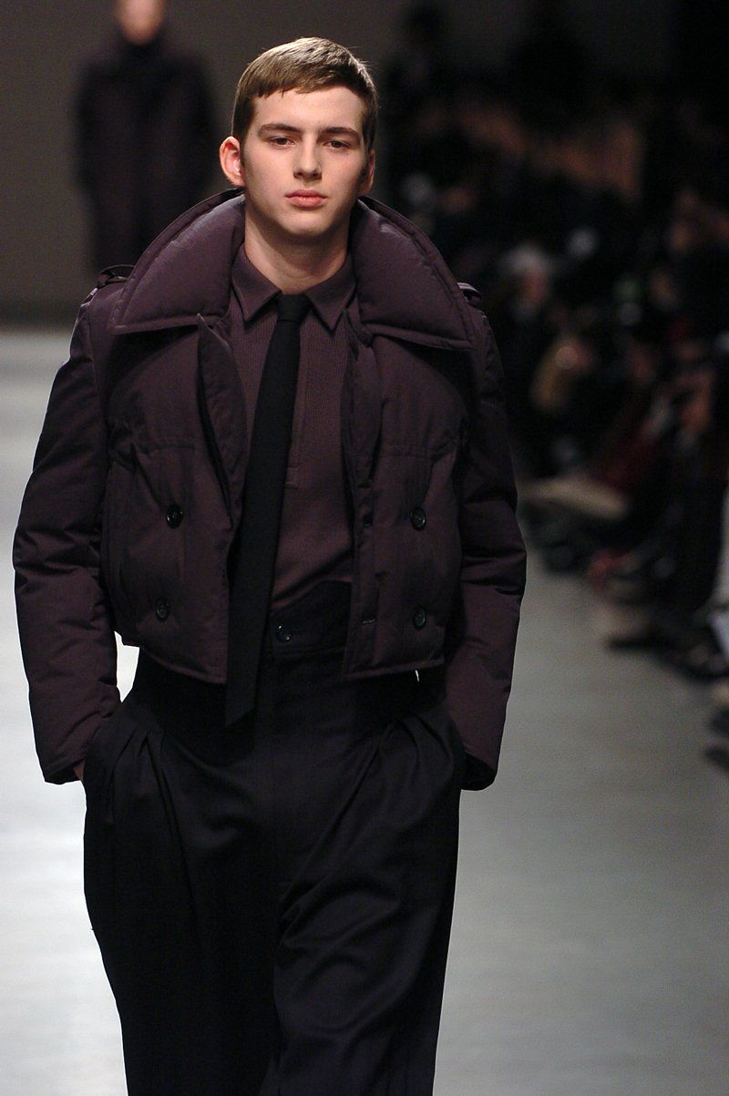 7d34dde414de1 25 of Our Favorite Menswear Looks From Raf Simons