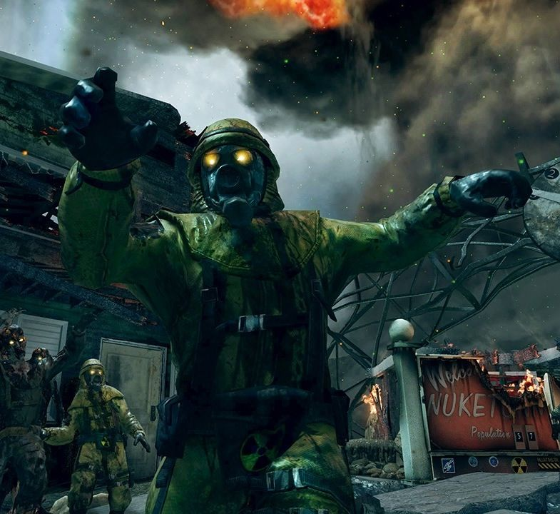 Nuketown Zombies Cod Black Ops 2 Black Ops Zombies Call Of Duty Zombies Zombie Wallpaper