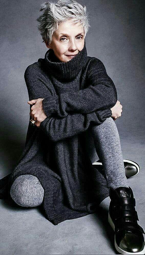 Photo of Hvis jeg slipper det grå ut – klær til kvinner