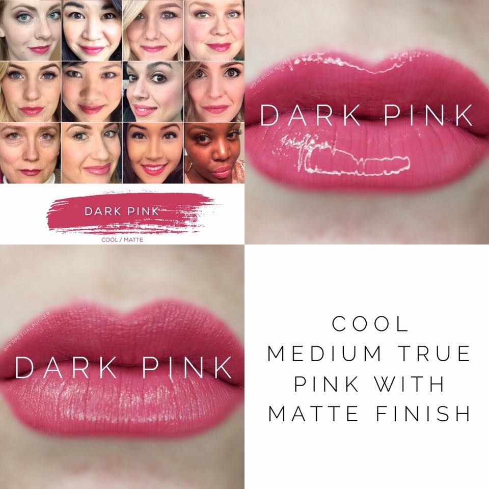 Dark LipSense! To learn more about this 18 hour, smudge-proof, vegan, cruelty free, gluten free, GORGEOUS liquid lipstick color AND get a free personalized color recommendation, visit https://lipsbynic.com/lipstick