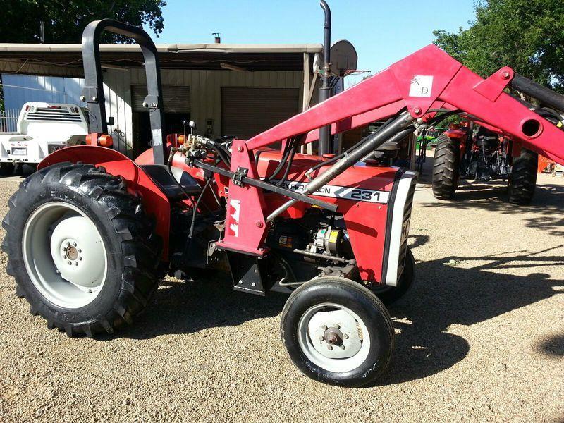 Massey Ferguson 231 Tractor : Massey ferguson tractor model farm tractors pictures