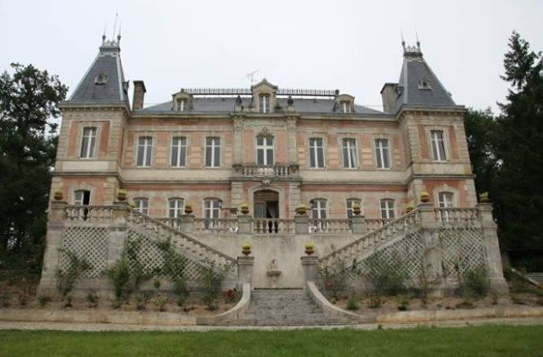 French Provincial Style Homes