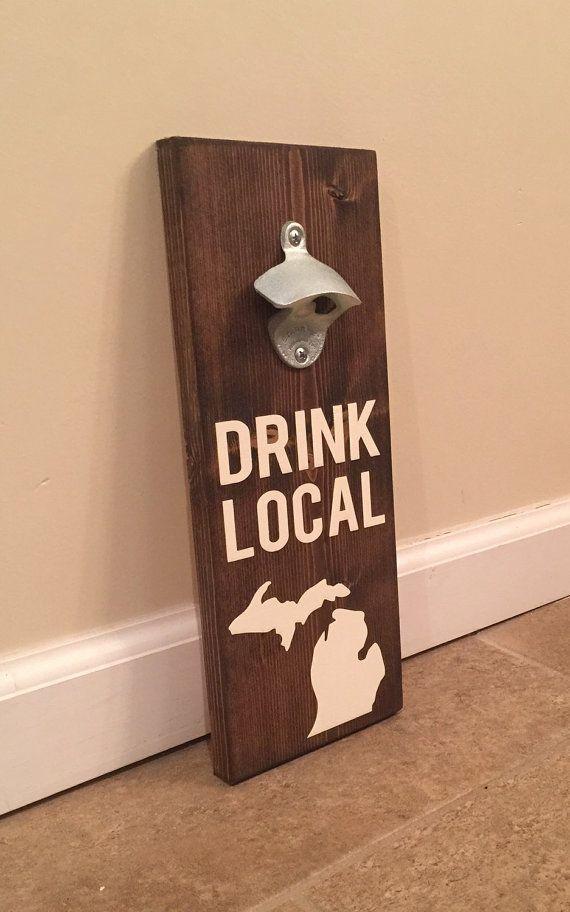 Diy Drink Local Bottle Opener And Catcher