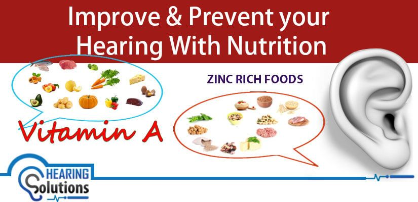Foods that improve hearing in 2020 supplements vitamins